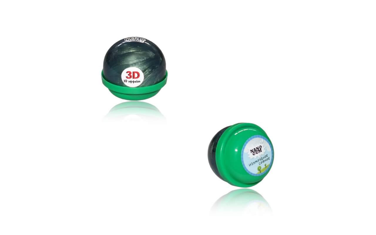 """Купить Nano gum """"Изумрудное сияние"""""""