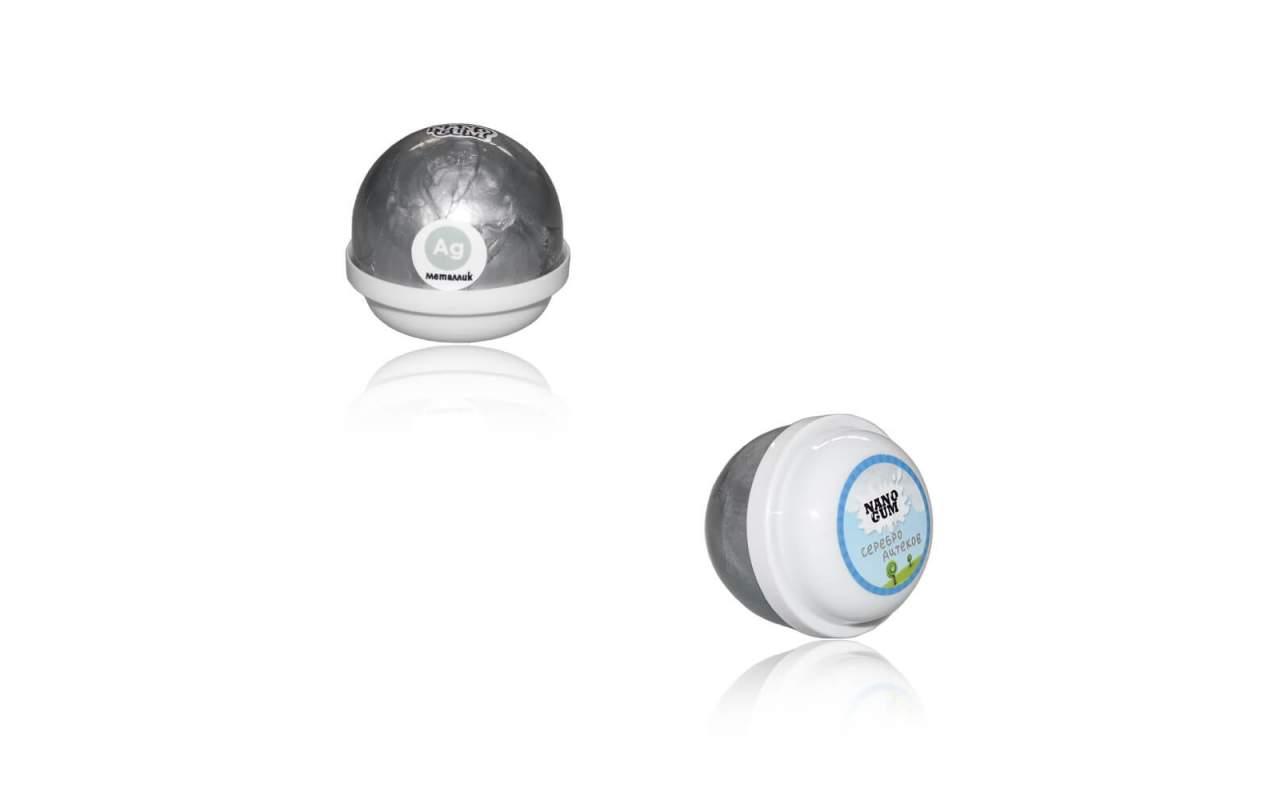 """Купить Nano gum """"Серебро Ацтеков"""""""