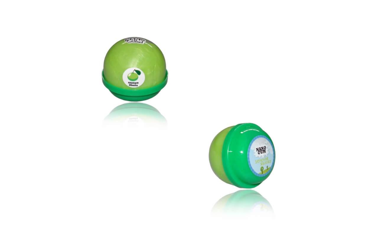 """Купить Nano gum """"Зеленое Яблоко"""""""