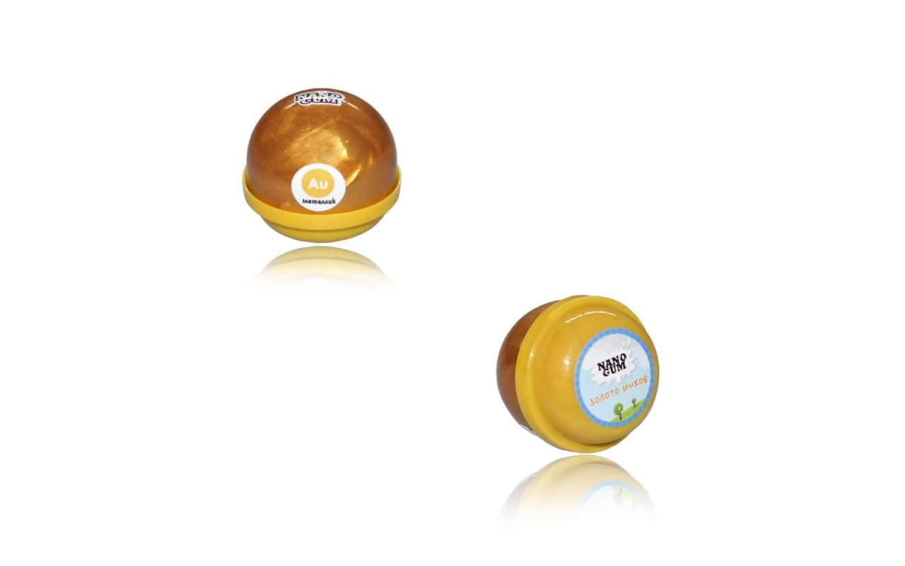 """Купить Nano gum """"Золото Инков"""""""