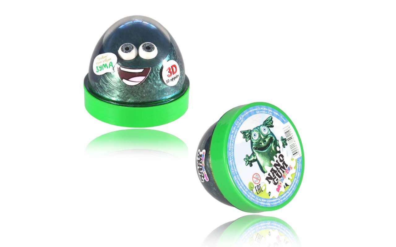 """Купить Nano gum """"Зума"""". С 3D эффектом"""