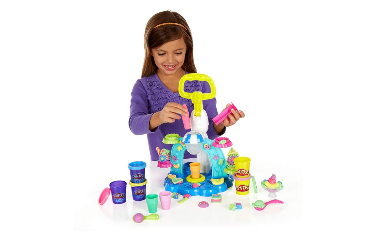Игровой набор Play-Doh Фабрика Мороженого