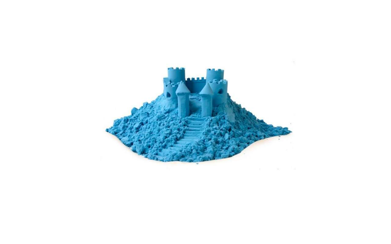 Космический песок. Голубой. Светящийся в темноте. 3 кг