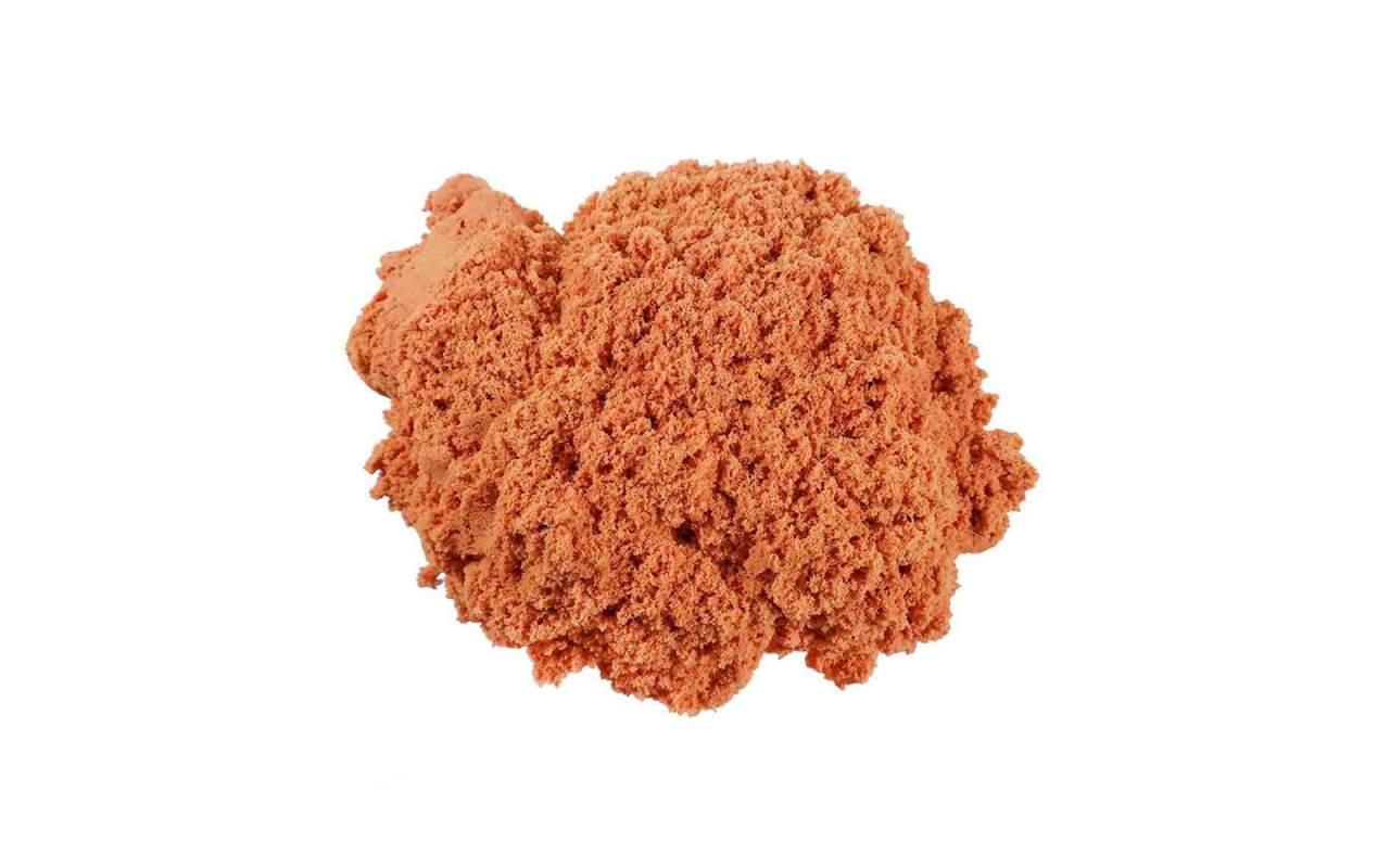 Космический песок. Сиреневый. Меняет цвет на голубой от тепла рук. 0,5 кг