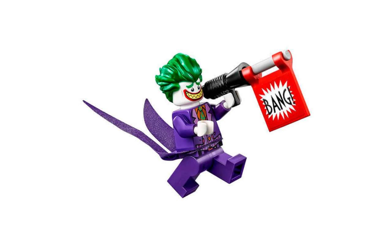 Конструктор аналог ЛЕГО (LEGO) Скатлер BATMAN MOVIE BELA 10635