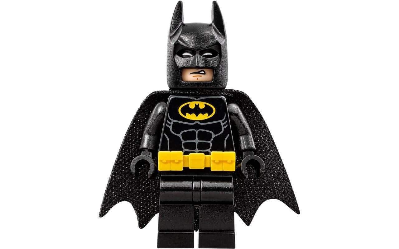 Конструктор аналог ЛЕГО (LEGO) Скатлер BATMAN MOVIE BELA 10635