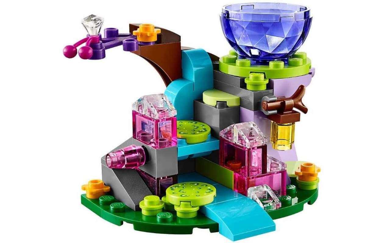 Конструктор аналог ЛЕГО (LEGO) ELVES Эмили Джонс и дракончик ветра FAIRY BELA 10499