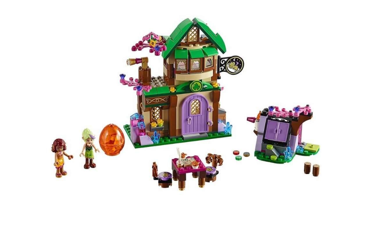 Конструктор аналог ЛЕГО (LEGO) ELVES Отель Звёздный свет FAIRY BELA 10502
