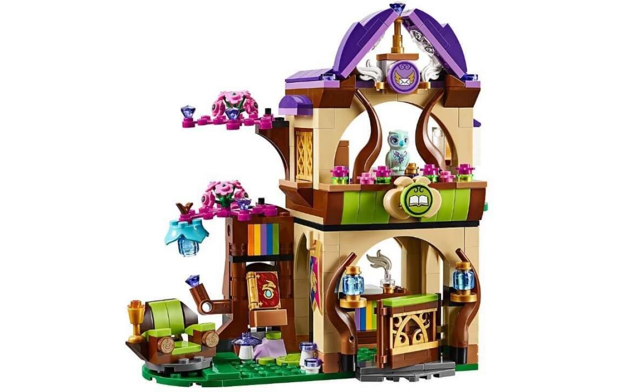 Конструктор аналог ЛЕГО (LEGO) ELVES Секретный рынок FAIRY BELA 10504