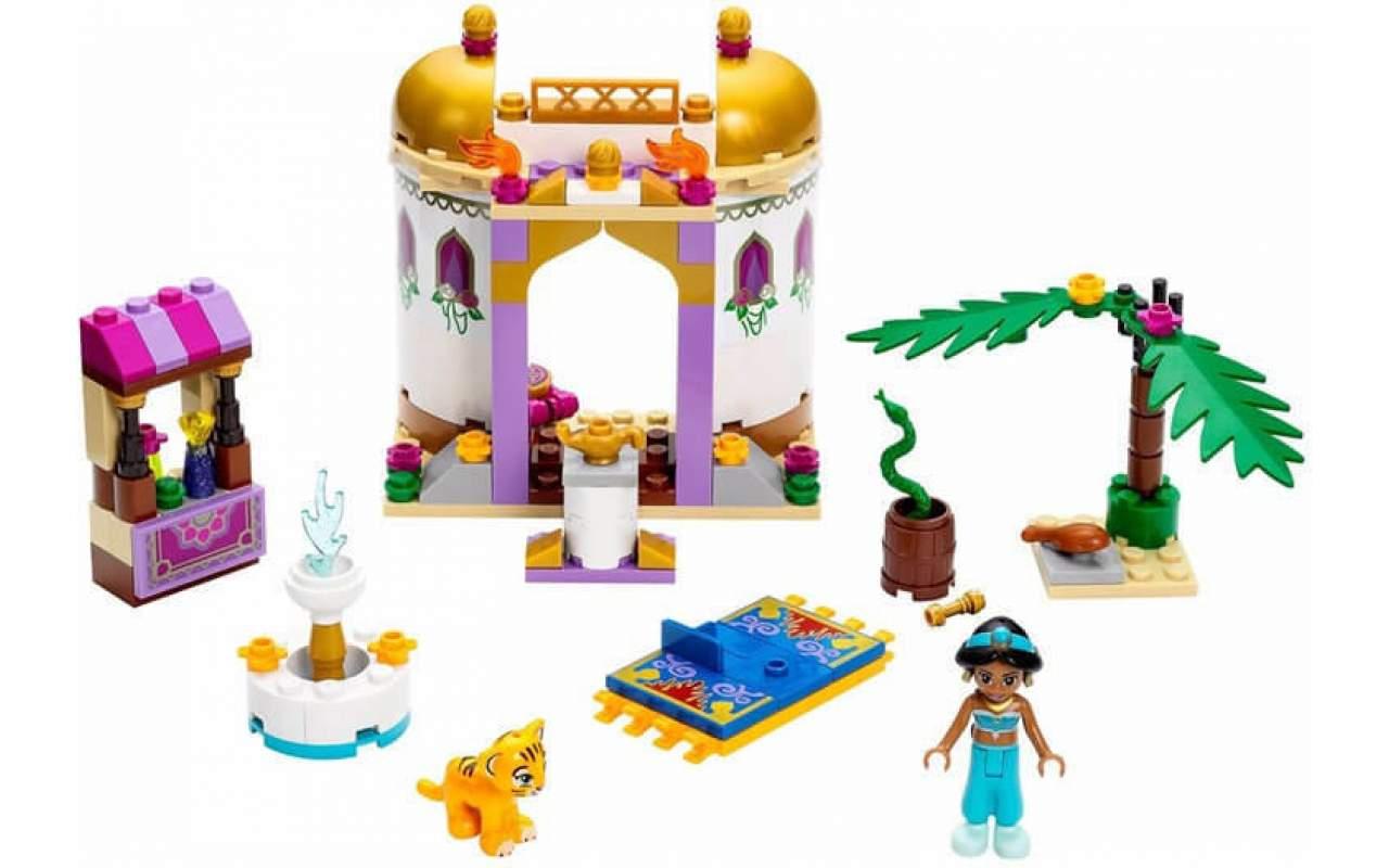 Конструктор аналог ЛЕГО (LEGO) Экзотический дворец Жасмин BELA 10434
