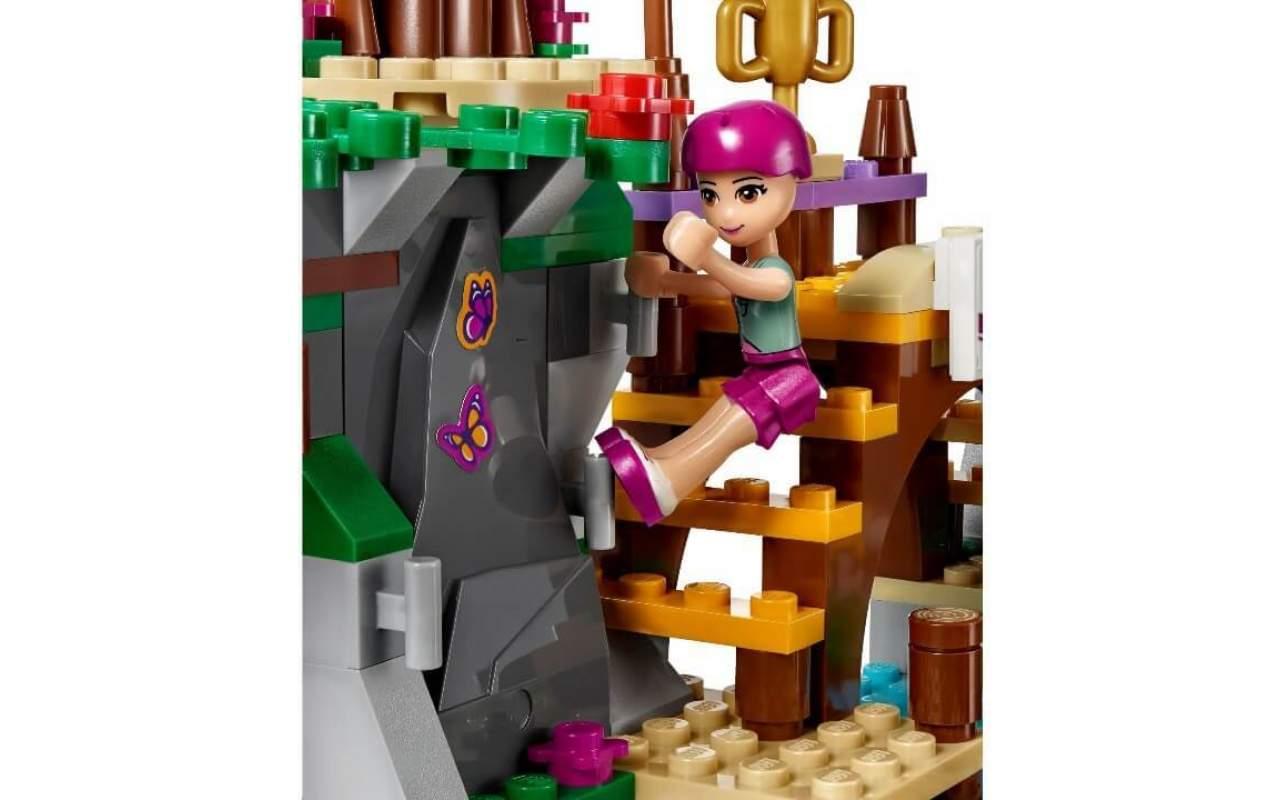 Конструктор аналог ЛЕГО (LEGO) FRIENDS Спортивный лагерь BELA 10493