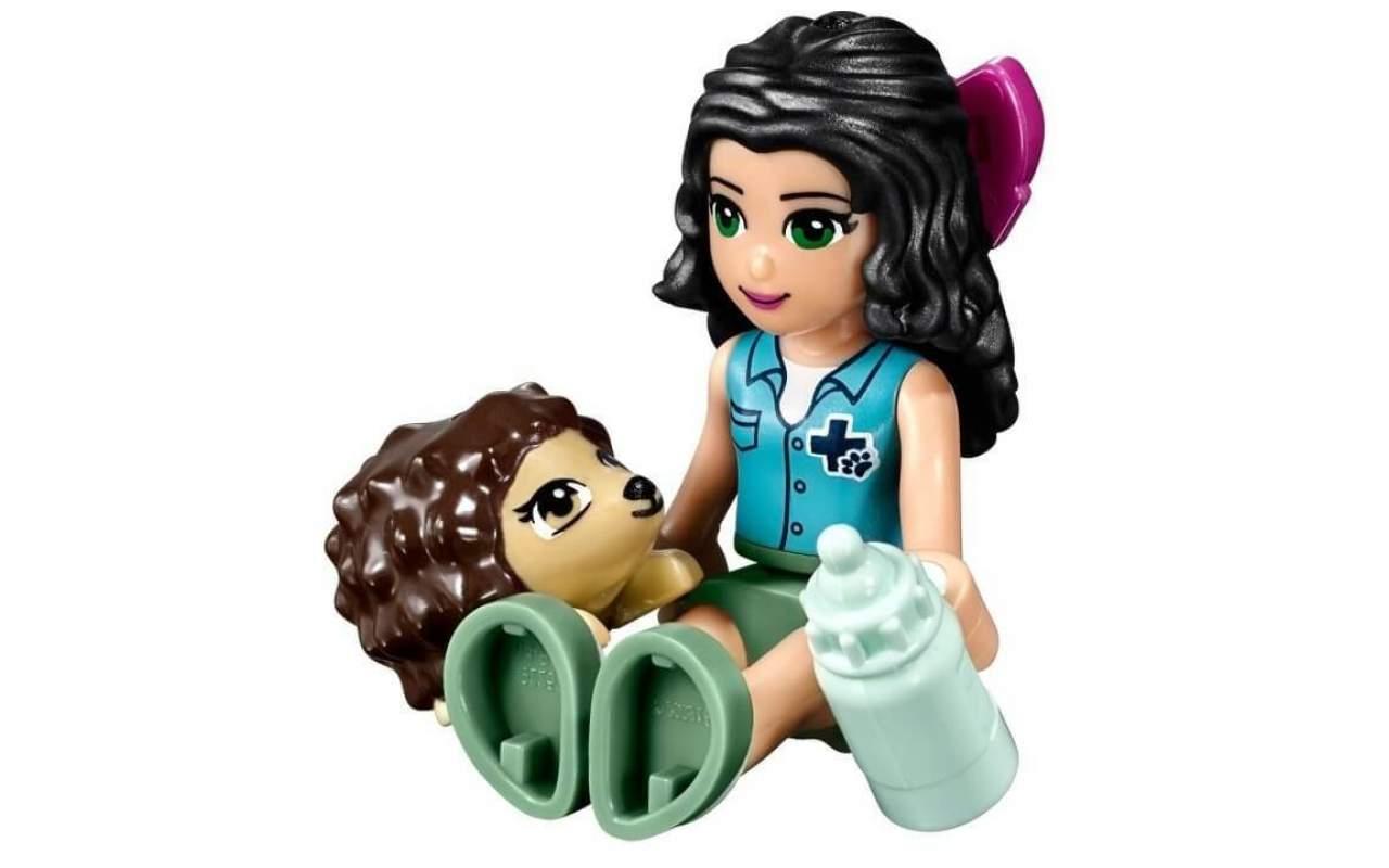 Конструктор аналог ЛЕГО (LEGO) FRIENDS Ветеринарная скорая помощь BELA 10534