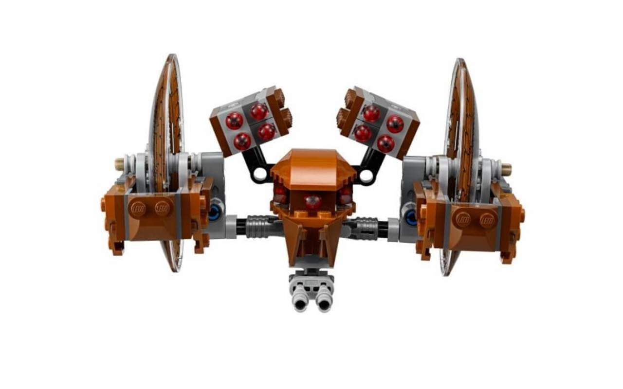 Конструктор аналог ЛЕГО (LEGO) STAR WARS Дроид Огненный град SPACE WARS BELA 10370