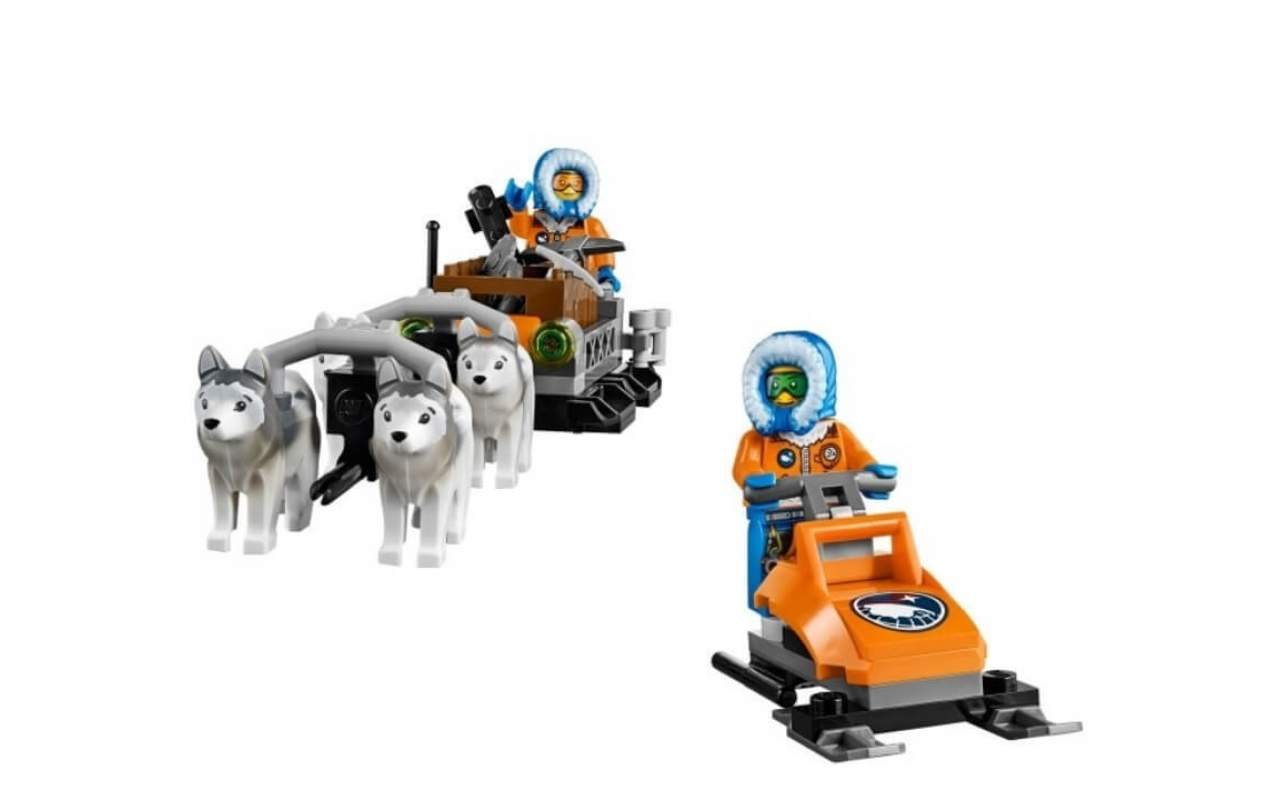 Конструктор аналог ЛЕГО (LEGO) CITY Арктический ледокол URBAN BELA 10443