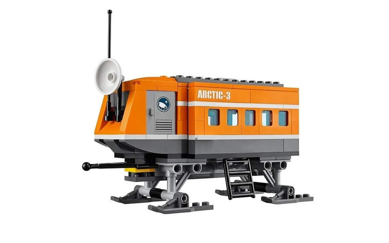 Конструктор аналог ЛЕГО (LEGO) CITY Передвижная арктическая станция URBAN BELA 10440