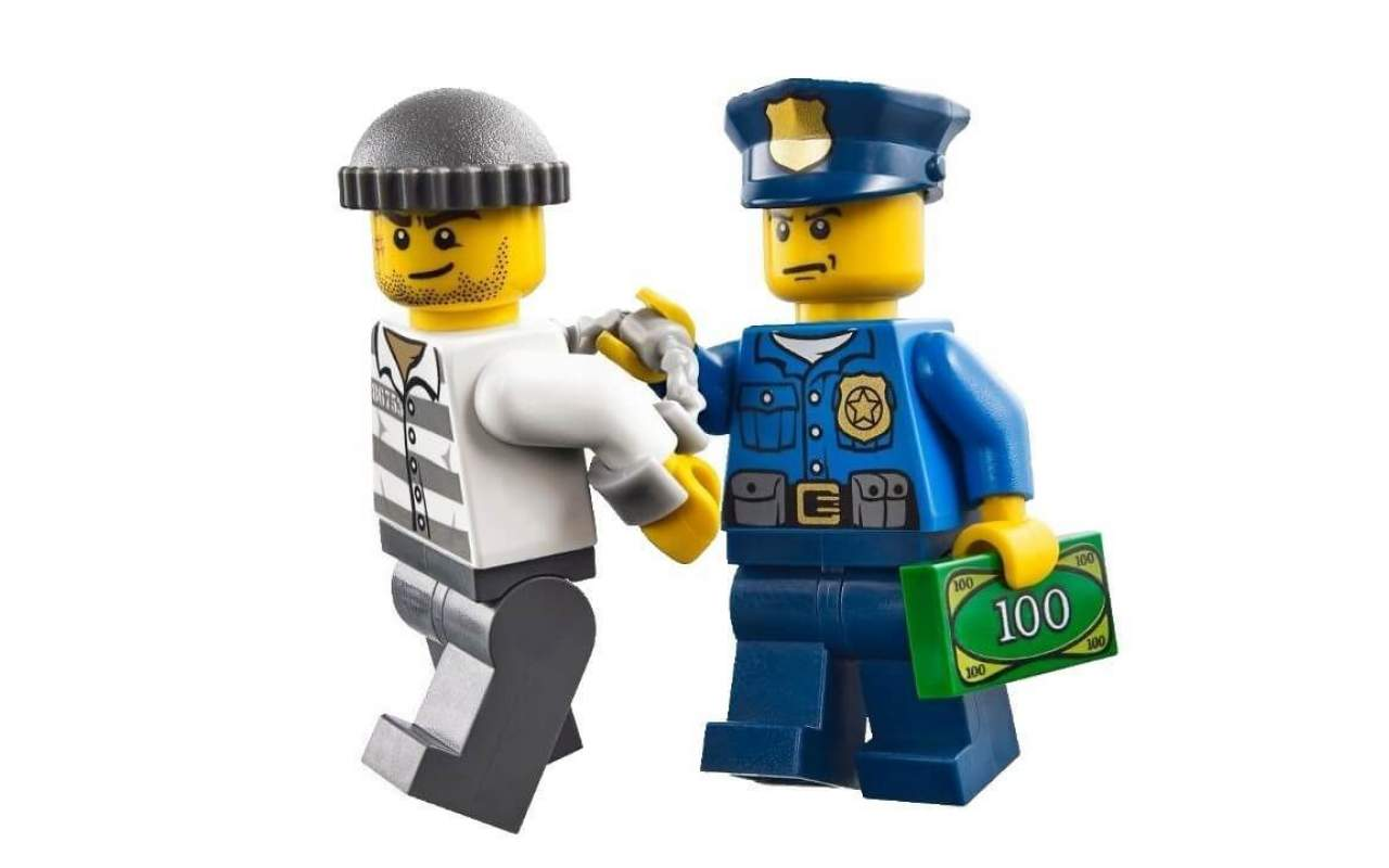 Конструктор Bela CITY Выездной отряд полиции URBAN