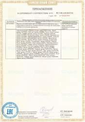 Сертификаты на жвачку для рук