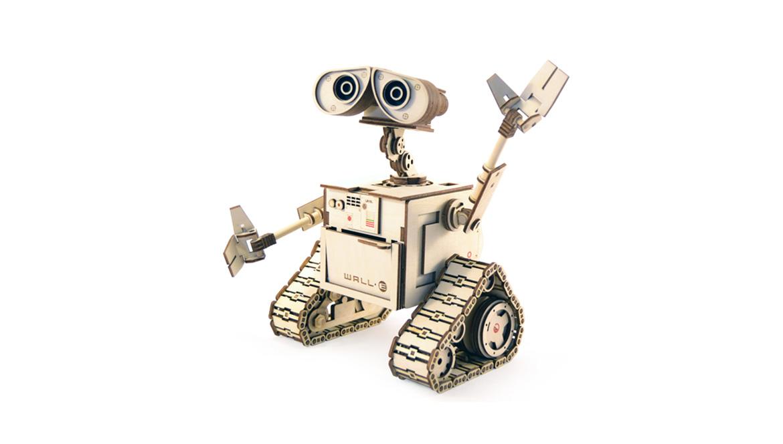 Робот Валли из мультика конструктор Lemmo